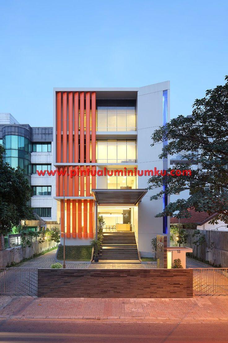 Kontraktor Aluminium Composite Panel Jakarta