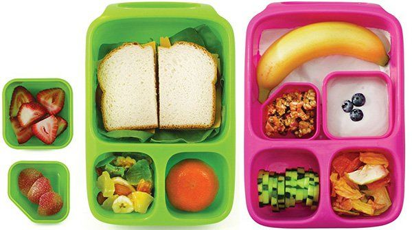 Kids sure do get hungry at school. Here's our pick of the best lunch boxes to keep sandwiches and snacks from getting squished in the bottom of their bags.