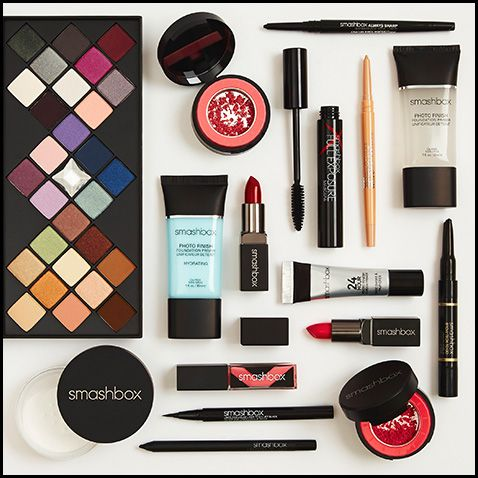 Win the Smashbox collection plus £100 in ASOS vouchers