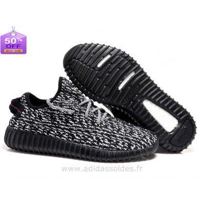 Adidas Yeezy 350 Femme,Adidas Yeezy Boost 350 Low Noir Et Blanc (Yeezy 350 Femme)(Yeezy