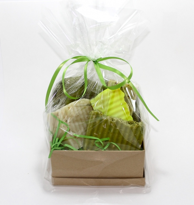 Handmade Soap Baskets : Natural handmade soap gift basket products i