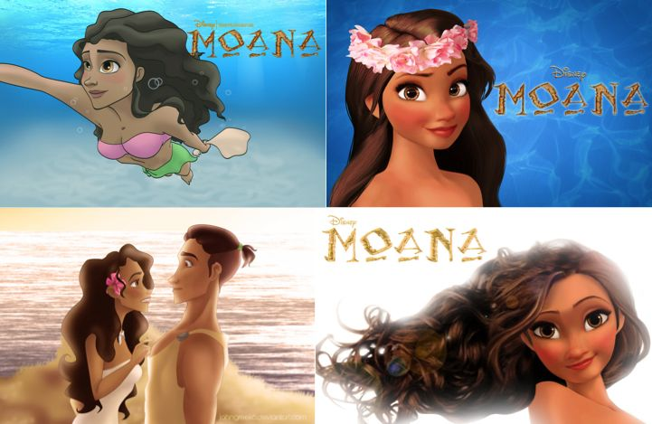 """Can't wait to see """"Moana"""" in November 2016."""