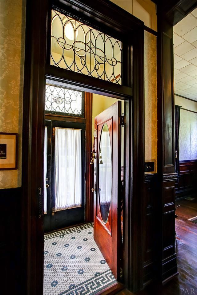 9 Best Victorian Vestibules Images On Pinterest Entrance