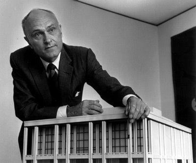 New York Architecture Images- Philip Johnson