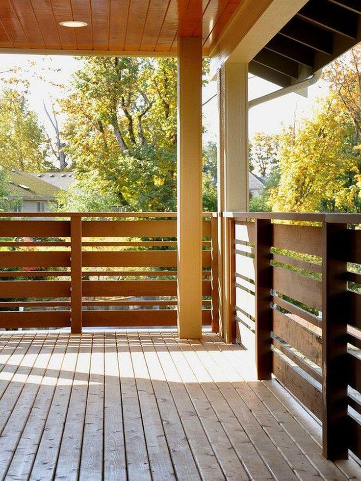 71 Contemporary Exterior Design Photos: Best 10+ Modern Front Porches Ideas On Pinterest