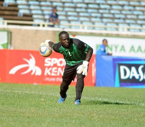 Harambee Stars GK Okello David | by shengol