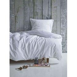 Juna 'Cube' sengelinned, 140x200 cm, Bright white
