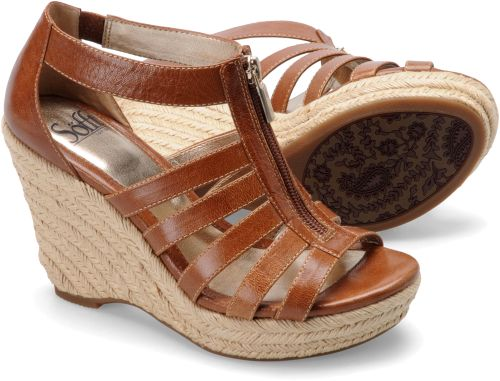 This brand of shoes is sharp!  Let me also mention how comfortable and easy these sandals are for walking! Get a pair, NOW!
