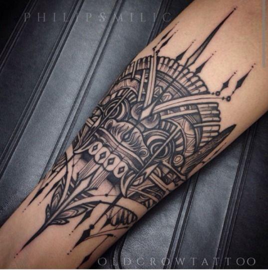 Nepalese Tattoo Inn Home: Arm, Tibetan/nepalese? In Ink