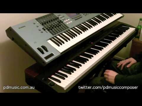 At The End of A Life (Original Solo Piano) by Paul Doolan, Music Composer