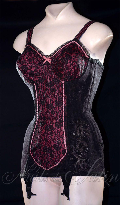 1000+ images about Vintage lingerie on Pinterest ...