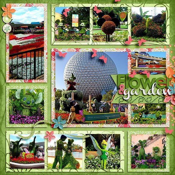 International Flower and Garden Festival.