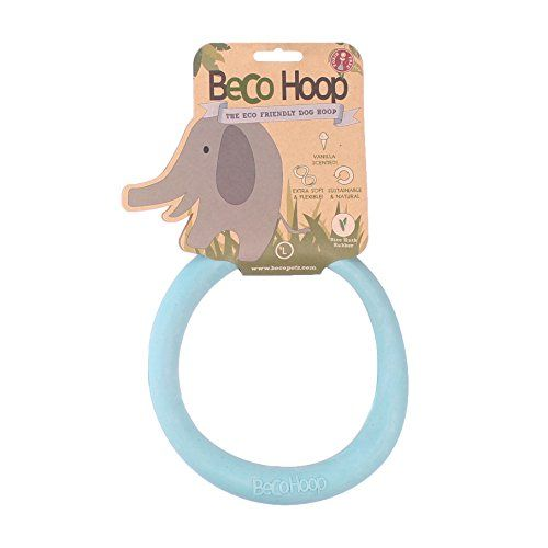 BecoThings Eco-Friendly Hoop - Blue BecoHoop - the eco friendly pet hoop - Blue http://www.amazon.co.uk/dp/B009NRK402/ref=cm_sw_r_pi_dp_aj.Kwb0VB69W9