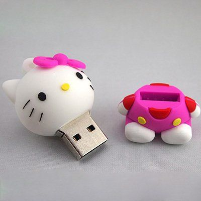 Hello Kitty USB on key ring 8GB Got it - again never used it - it's just to cute not to own it!