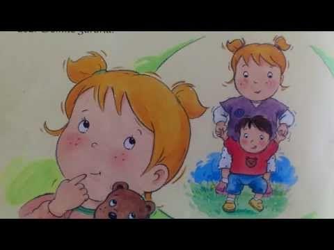 Sesli Çocuk Masalları Cemile'nin Kardeşi Oluyor ( Kardeş Kıskançlığı) - YouTube