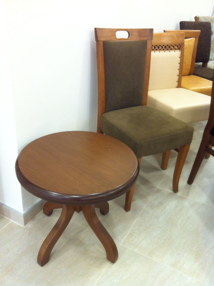 Chairs for home, hotels, restaurants, massive wood