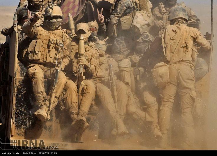 Под иракским Мосулом друг с другом сражаются разнородные конгломераты бойцов: иракская армия, иранский спецназ, курдская Пешмерга, шиитское ополчение, боевики ИГ. Воюют всем, что найдется под рукой, поэтому выглядит эта война порой, как кадры из постапокалиптического фильма. Defence.ru собрал доказательства.
