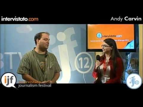 Intervista con Andy Carvin, senior product manager per le community online di National Public Radio.
