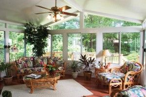 purdyDecor Ideas, Beautiful Sunrooms, Seasons Room, Wicker Furniture, Room Ideas, Sunrooms Ideas, Sunny Room, Sun Room, Florida Room