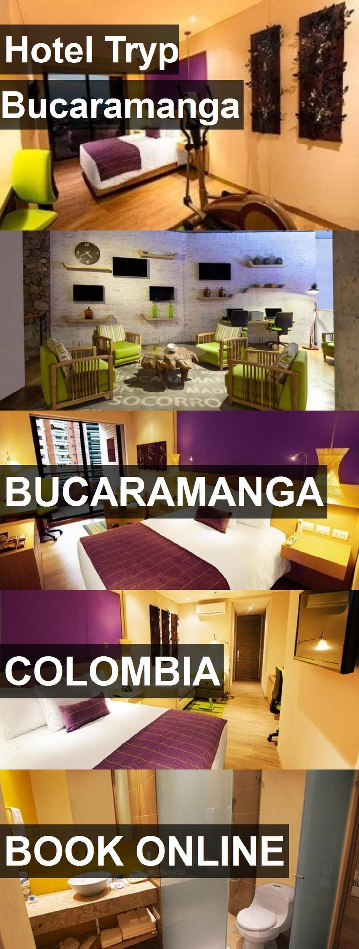 Hotel Tryp Bucaramanga in Bucaramanga, Colombia. For more information, photos, reviews and best prices please follow the link. #Colombia #Bucaramanga #travel #vacation #hotel