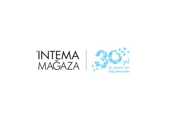 Logo Design: Intema Mağaza 30th Anniversary on Behance