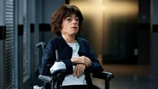 Liz Carr: Silent Witness star attacked with scissors