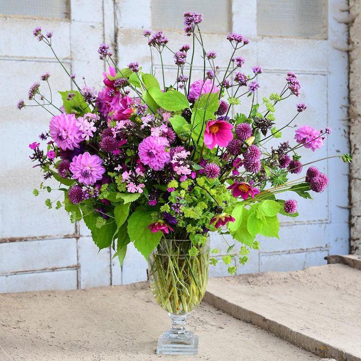From the garden ... #flowers #blomster #garden #clausdalby