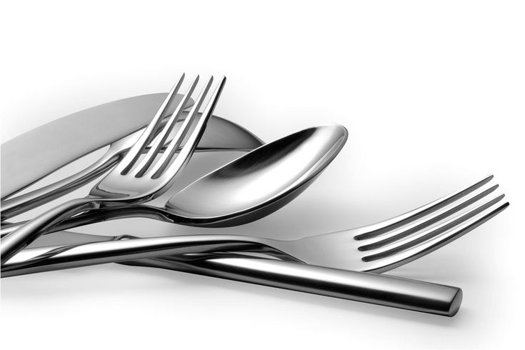 How to Shine Dull Cutlery #cutlerycleaning