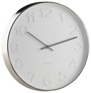 find this pin and more on modern wall clocks