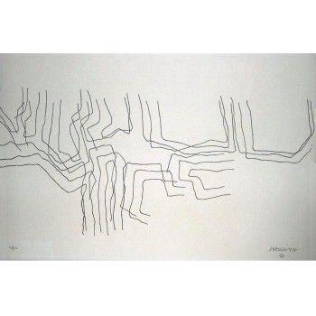 chillida litografia - Buscar con Google