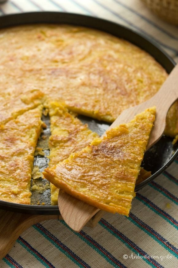 Andante con gusto: Cecina o Farinata: un cibo da strada easy to go!