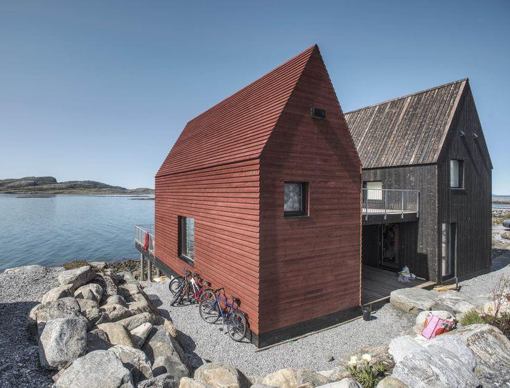 Housing, Stokkøya. Architects: Pir II.