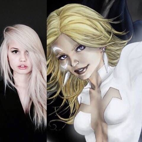 The #RumorMill is turning. We can not confirm if Debby Ryan has been cast as Dagger in Marvel's upcoming #CloakandDagger TV series but if so she is a dead ringer for the character. According to the same rumor Noah Gray-Cabey has been cast as Cloak.  No word yet on whether this is true or not. When we know you'll know.