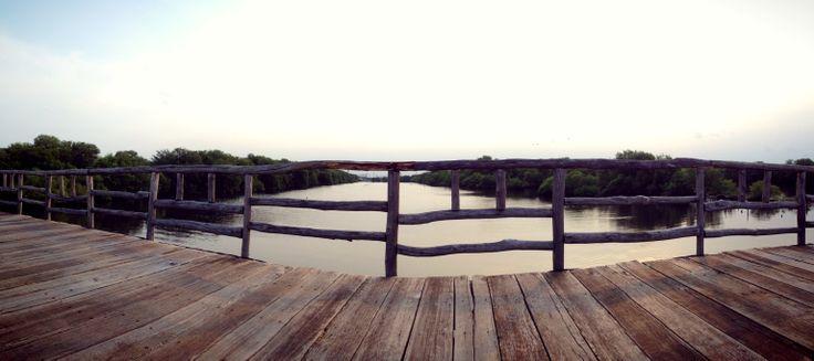 The Bridge - Tempat yang cocok buat merenung, relax, refreshing your mind, ... Cukup mampu merangsang ide bagi yang senang menulis.