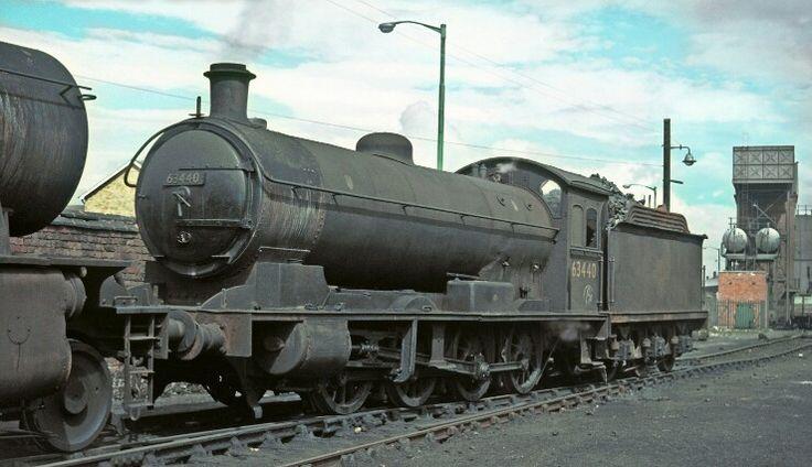 BR (LNER) (NER) Q6 class  0-8-0