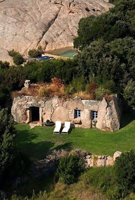 Bergerie Alba Barona , domaine de Murtoli.  Corsica