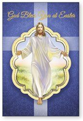 Best Wishes at Easter Card.