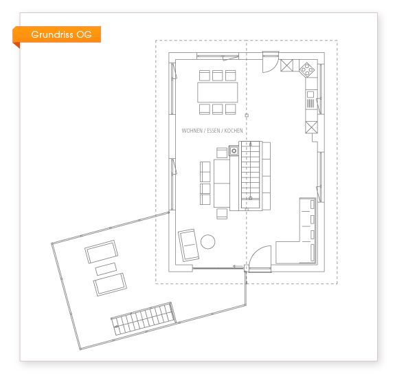 39 best grundrisse images on pinterest floor plans for Traumhaus grundriss