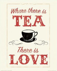 Quotes About Love And Tea