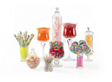 Sweet Indulgence Candy Buffet | Whish.ca