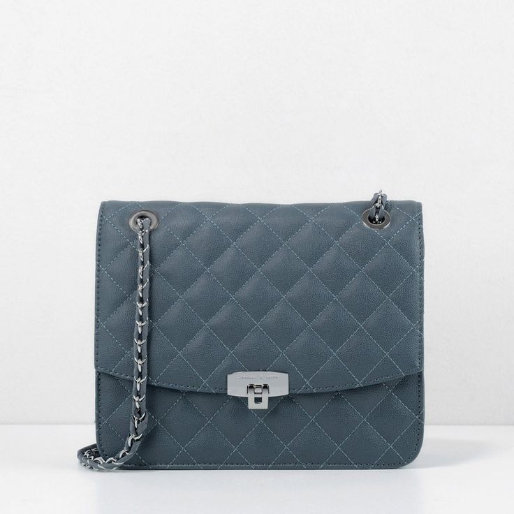 QUILTED BOXY BAG