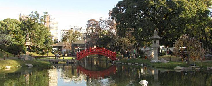 Jardín Japonés | Sitio oficial de turismo de la Ciudad de Buenos Aires