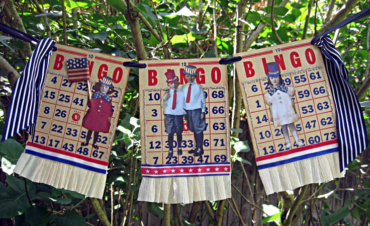cute 4th of july banners