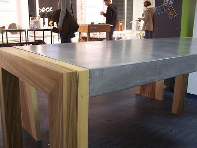 beton unique beton cire polierter beton diy pinterest beton cire und zement. Black Bedroom Furniture Sets. Home Design Ideas