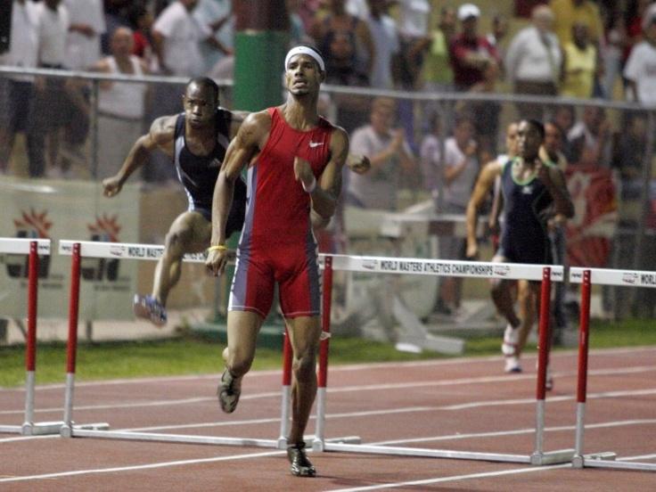 3.En el 2005, Javier Culson ganó el evento de 400 metros con vallas en el Clásico Internacional de Atletismo. (Primera Hora/Pipo Reyes)