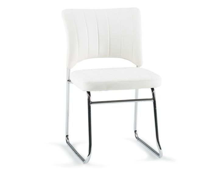 LEE - Dining Chair - White
