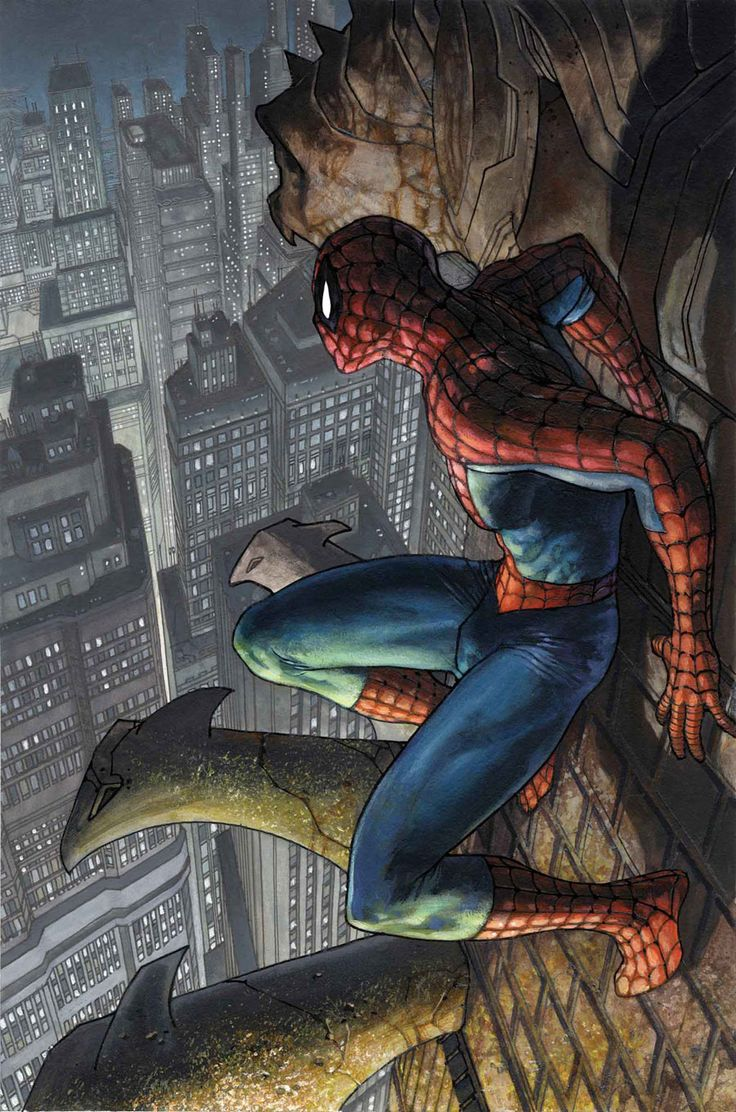 Amazing Spider-Man #16.1 variant cover by Simone Bianchi *