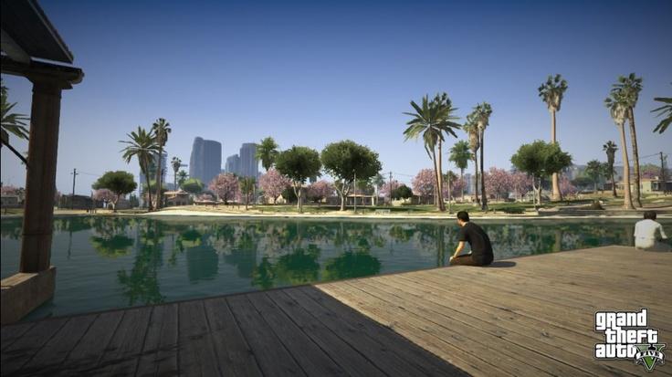 Holocrn: GTA V: Se muestran 2 nuevas imágenes del juego