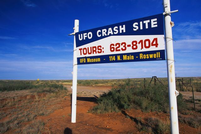 Learn about UFOs and alien sightings in the town made famous from the 1947 incident at Area 51. Roswell, New Mexico also has an art scene and nature.