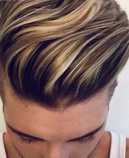 Men's Hair Fashion
